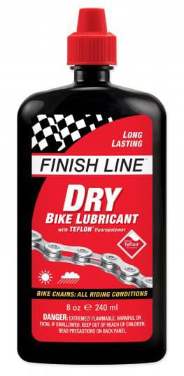 olej Finish Line Dry Lube kapátko 240 ml