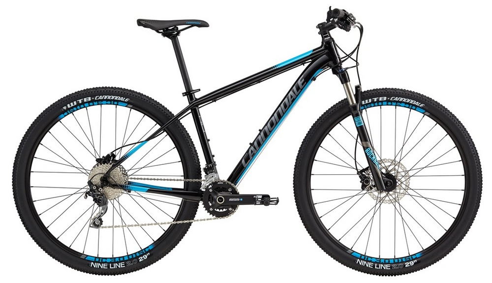 Cannondale Trail 29 3 BLK 2017