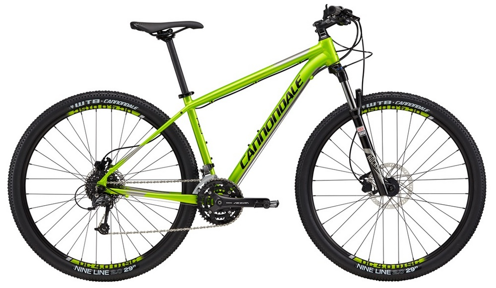 Cannondale Trail 29 4 AGR 2017