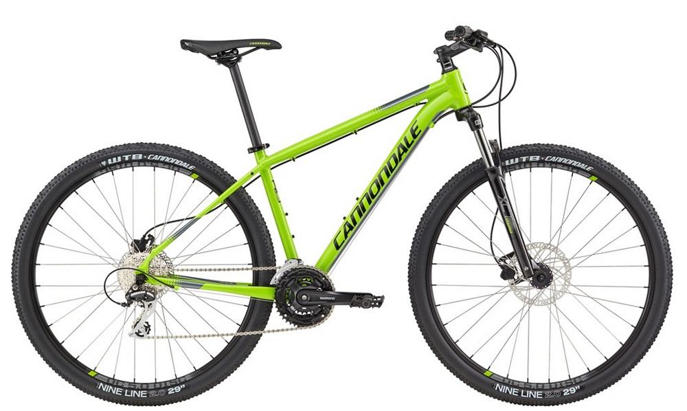 Cannondale Trail 29 6 GRN 2017