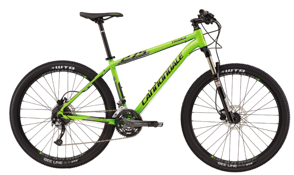 Cannondale Trail 27,5 4 2016