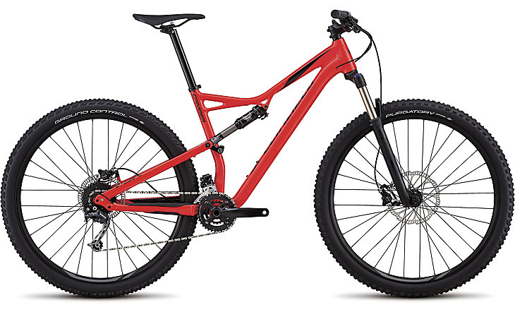 Specialized Camber 29 gloss rocket red/black 2018
