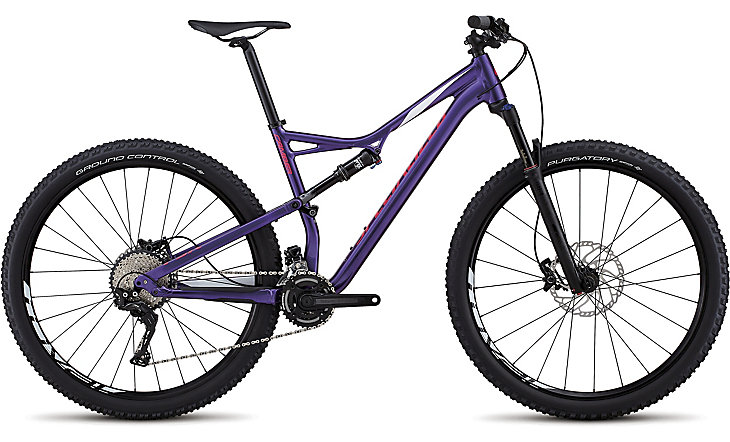 Specialized Camber comp 29 heritage gloss purple/white/acid pink 2018