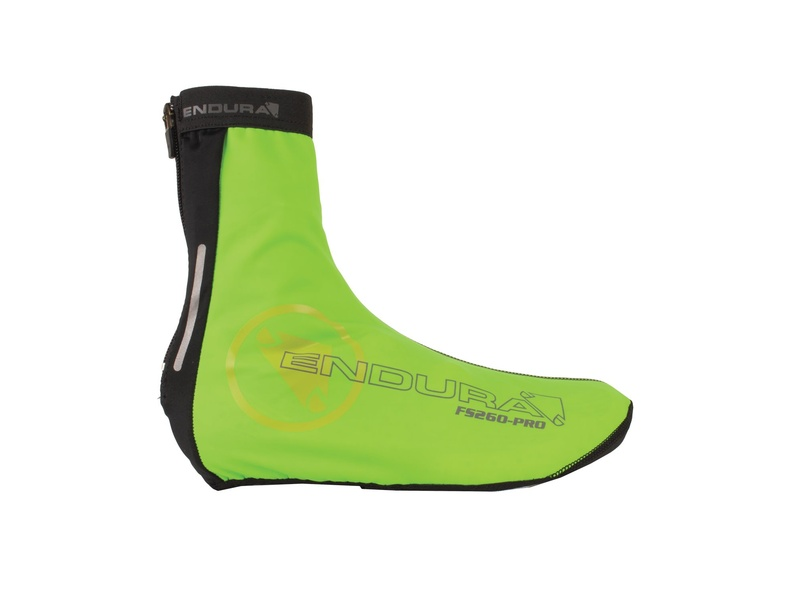 návleky na tretry Endura Slick Overshoe Green