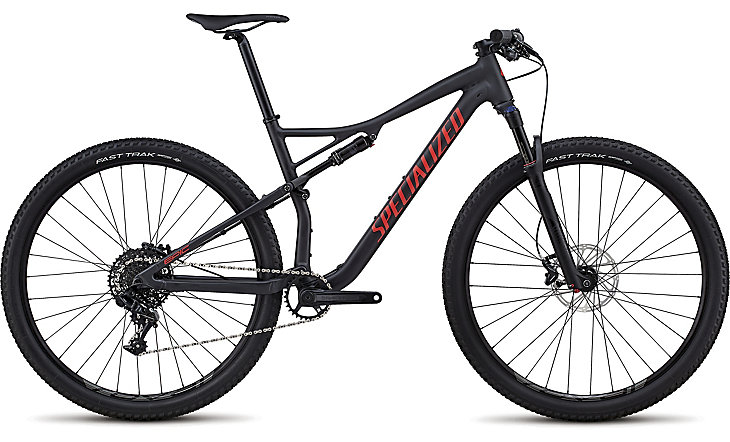 Specialized Epic comp satin slate/nordic red 2018 - L