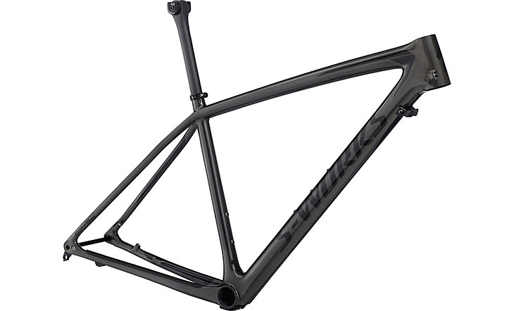 rámový set S-Works Epic HT gloss charcoal tint carbon/black 2018