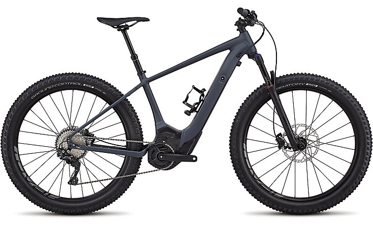elektrokolo Specialized Turbo Levo HT comp 6Fattie gloss carbon gray/black 2018