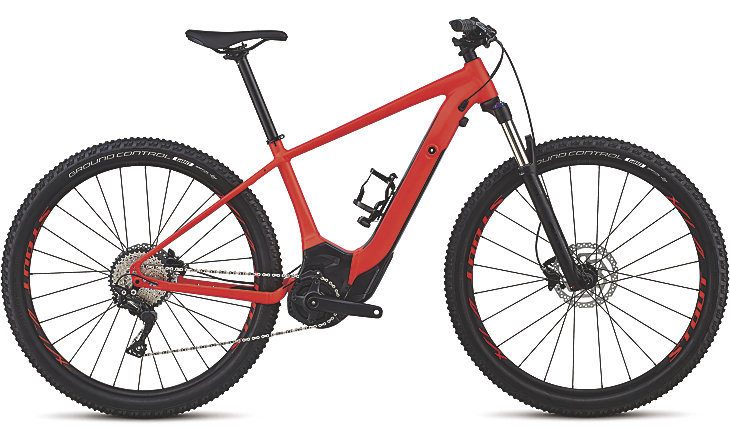 elektrokolo Specialized Turbo Levo HT 29 rocket red/black 2018