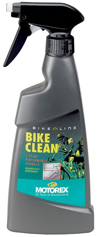 čistič Motorex BikeClean spray 500ml