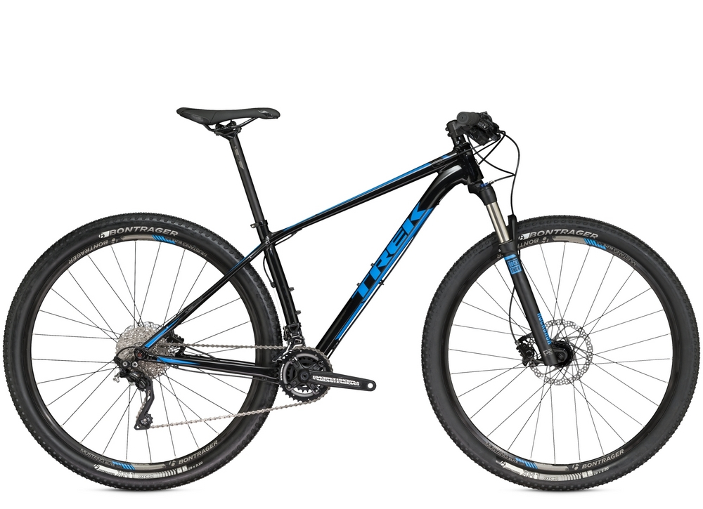 Trek Superfly 5 Matte Trek Black/Waterloo Blue 2016