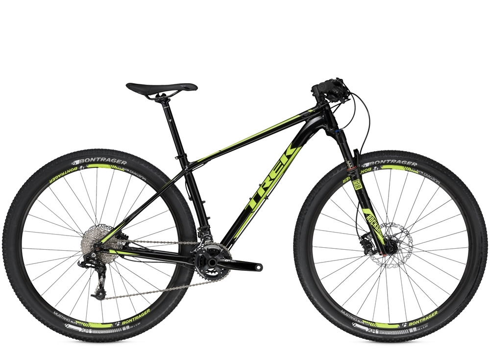 Trek Superfly 6 Trek Black/Volt Green 2016