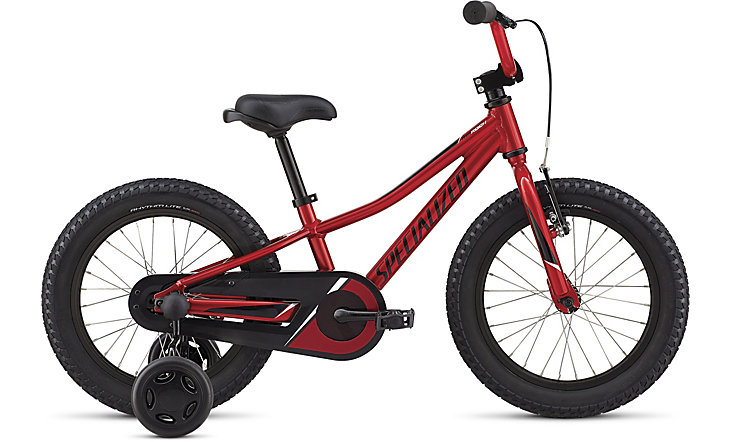 Specialized Riprock 16 coaster candy red/blk/wht 2019