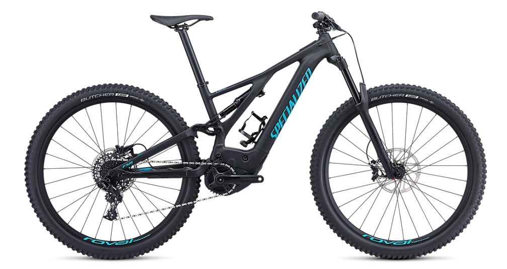 elektrokolo Specialized Turbo Levo black/nice blue 2019